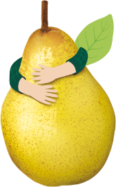 illustration pomme