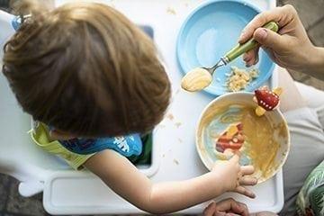 Alimentation infantile : les règles d'or de la cuisine pour bébé