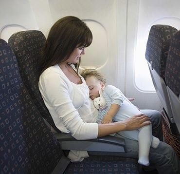 Direction l'étranger avec mon bébé