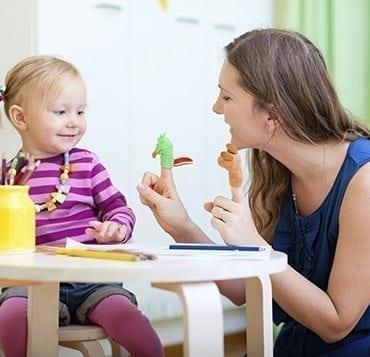 Recrutement de baby-sitter en vue