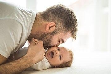 Bébé est né,  2 conseils pour les papas lors du retour dans la chambre