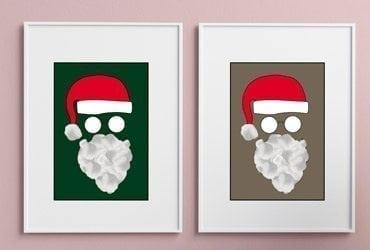 Le père Noël de Bébé
