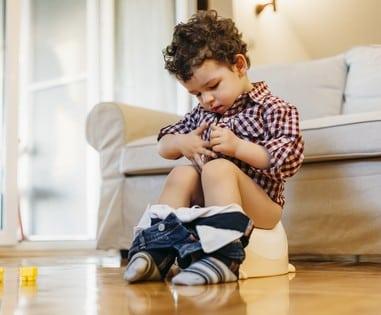 Accompagner son enfant vers la propreté
