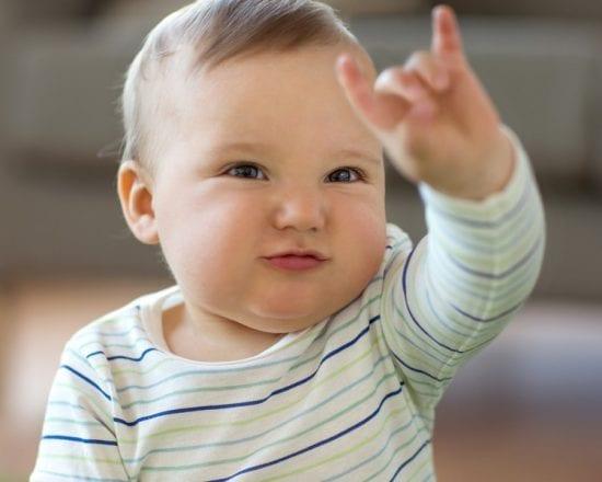 La langue des signes bébé, kézaco ?