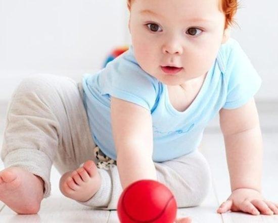 Quels jouets pour mon bébé de 6 mois ?