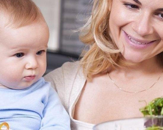 Retrouver un bon équilibre alimentaire après l'accouchement