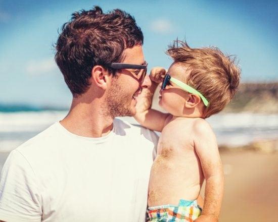 Les premières vacances de bébé: la vérité