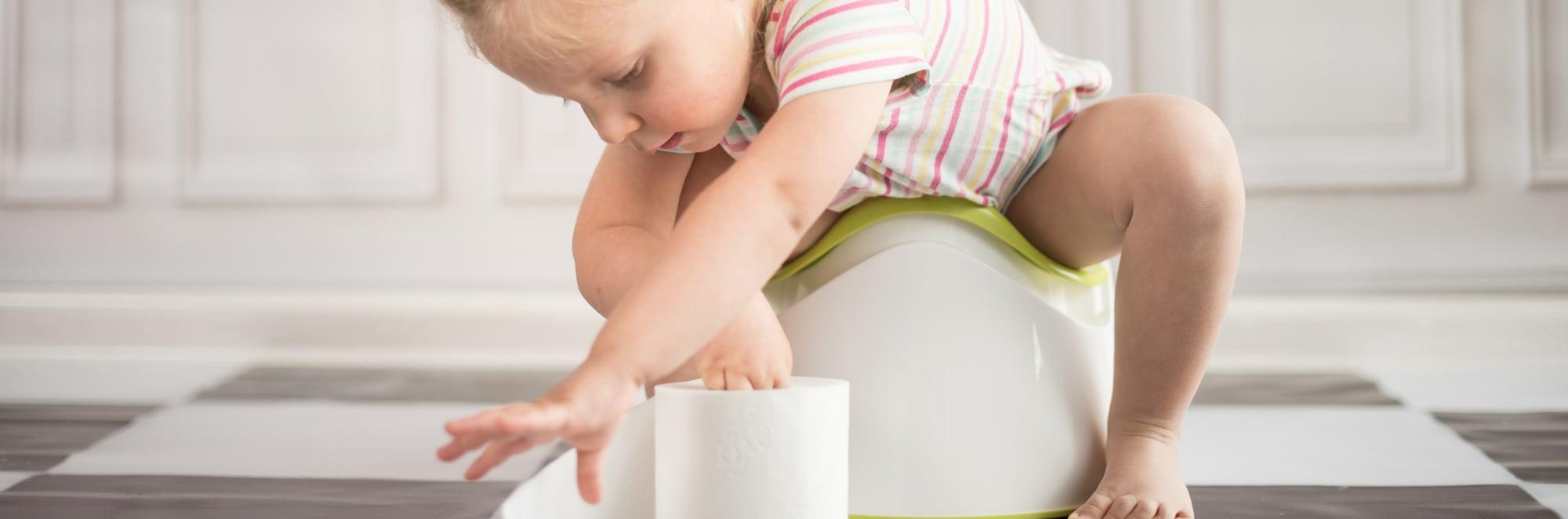 Initier Bébé Au Pot apprentissage de la propreté chez bébé : à quel âge ? blédina l