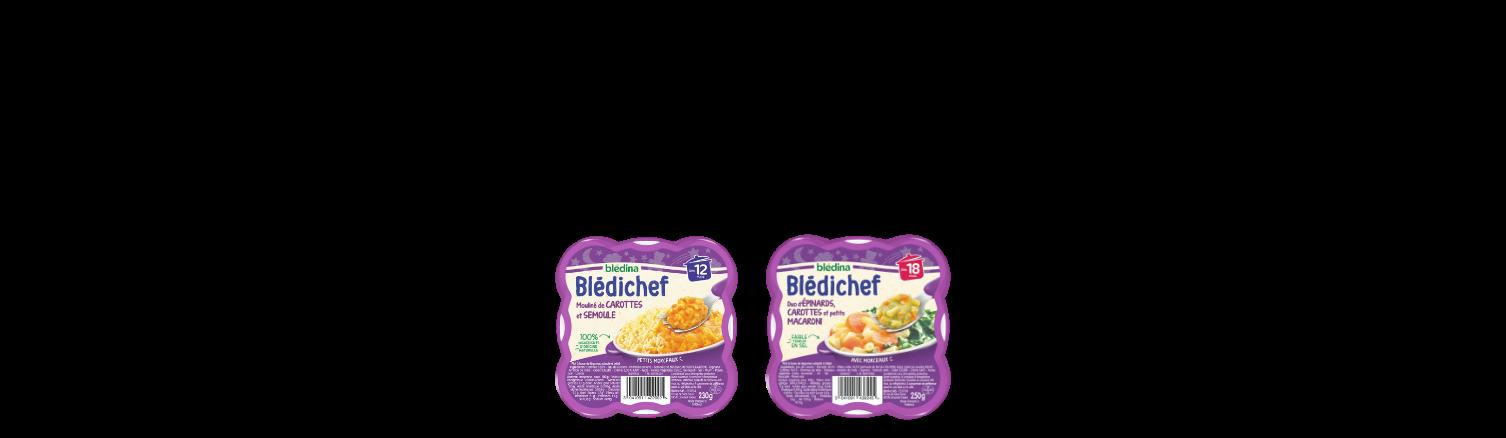 La Gamme Blédichef ®du soir