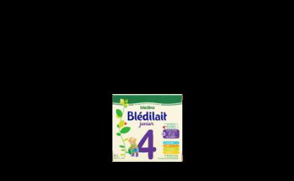 Notre lait infantiles Blédilait Junior