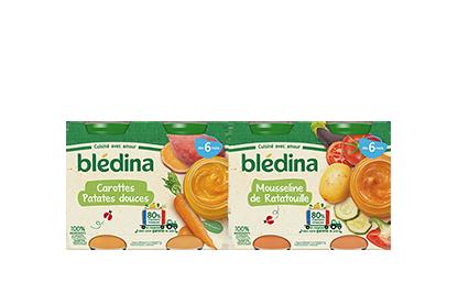 Les Petits Pots Légumes Blédina
