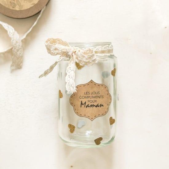 DIY Fête des mamans - Etape 4 pour créer soi-même un cadeau original - Par Blédina