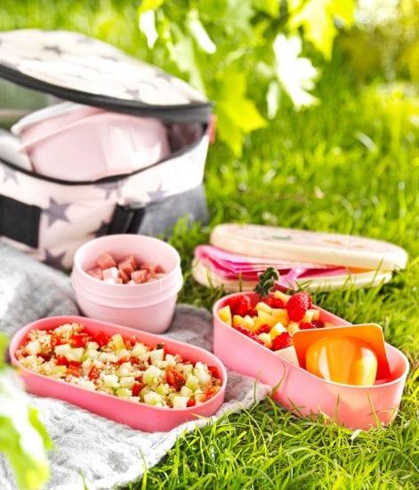 Comment préparer une lunch box pour bébé ?