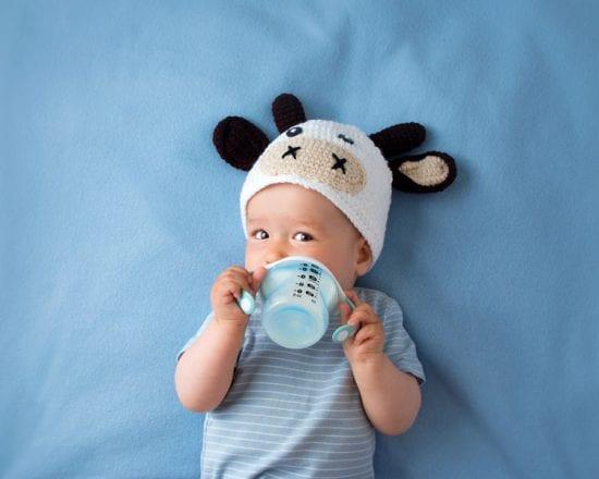 Tout savoir sur la composition du lait de croissance pour bébé