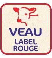 Veau label Rouge