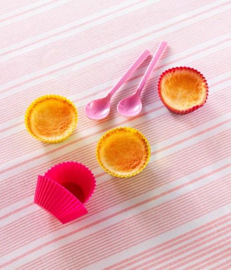 Gâteau Mias à la fleur d'oranger (sans gluten)