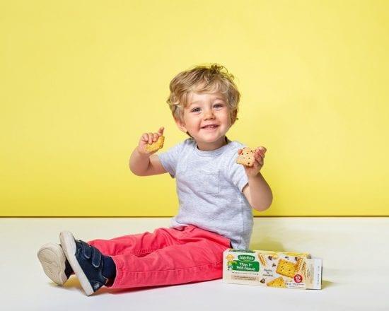 Le goûter de bébé à 12-18 mois