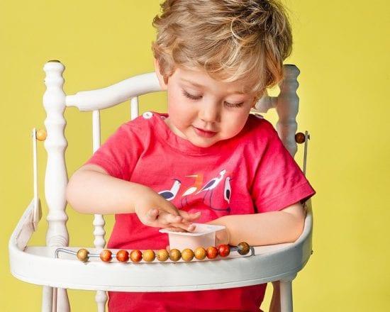 Le goûter de bébé à 6-7 mois