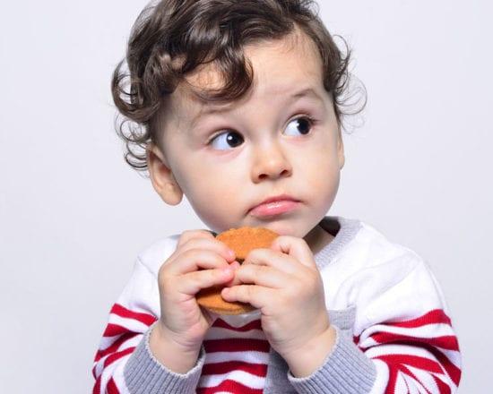Le goûter de bébé à 10-11 mois