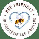 logo bee friendly