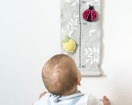 Tuto : Comment réaliser une toise pour la chambre de votre enfant ?