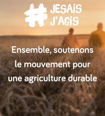 Comment agissons-nous pour une agriculture durable ?