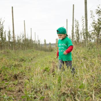 En se rendant directement au coeur des champs de nos agriculteurs partenaires.