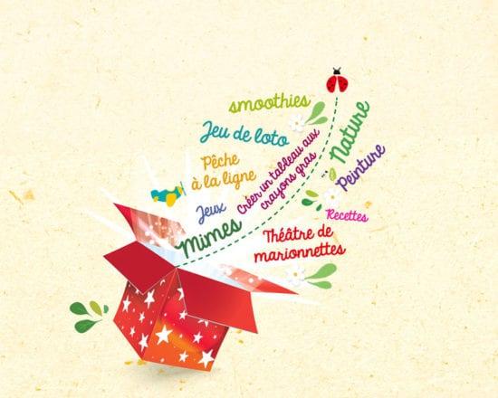 La boîte d'activités des petits curieux - 5ème édition