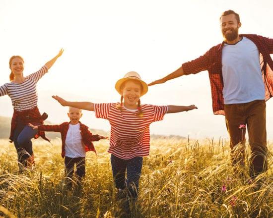 Prenez l'air ! Quelques activités en extérieur pour vos enfants