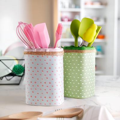DIY les boites de rangement a ustensiles de cuisine resultat