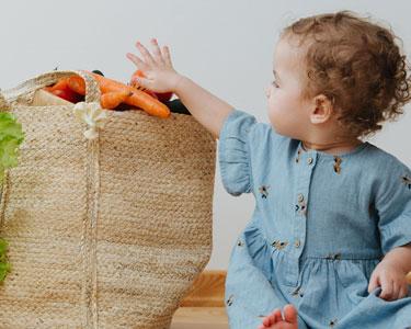 Fruits et légumes de saison : notre calendrier spécial bébé !