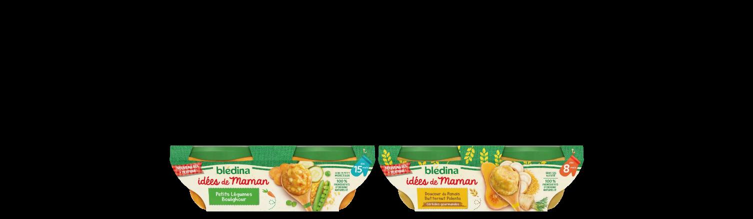 Idées de maman Légumes