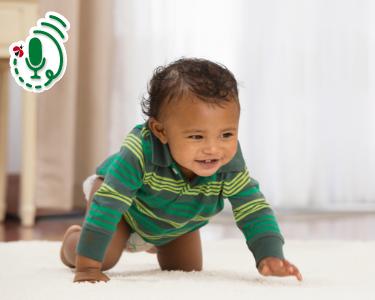 Comment accompagner la motricité de votre bébé ?