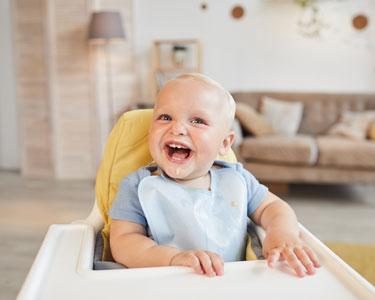 L'introduction des céréales pour bébé dans l'alimentation de votre enfant