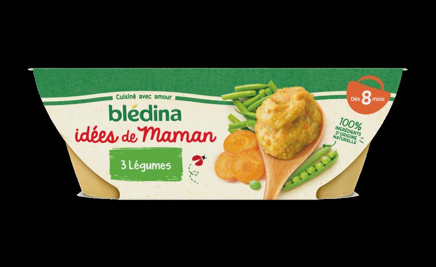 Idées de maman 3 Légumes