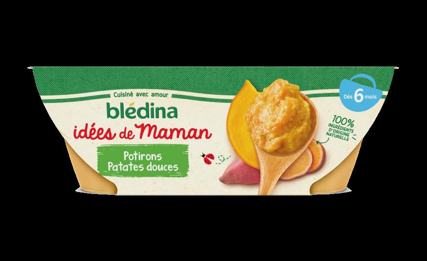 Idées de maman Potirons Patates douces