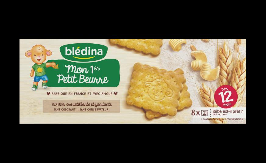 2 Biscuits Mon 1er Petit Beurre