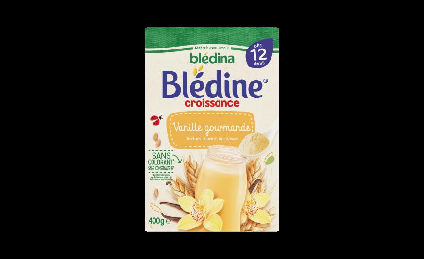 6 mesurettes Blédine® Croissance Vanille gourmande