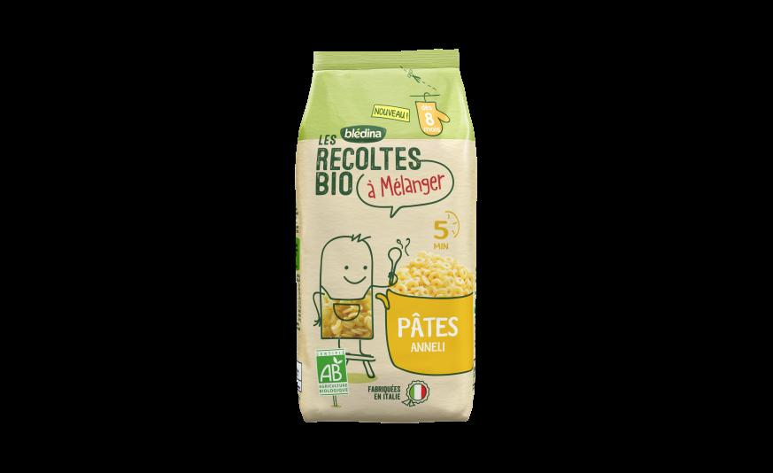 2  c. à s. Les Récoltes Bio à mélanger Pâtes Anneli